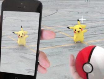 Decae el interés por Pokémon Go y Nintendo se desploma en bolsa