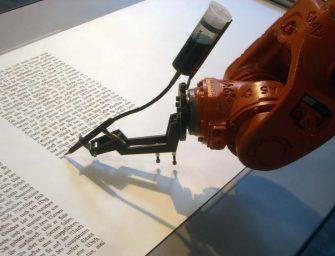 Los robots con inteligencia artificial aterrizan en la prensa deportiva