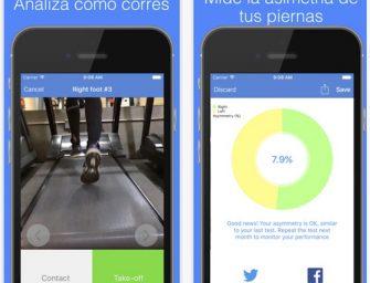 Runmatic, la app que analiza el estilo de carrera