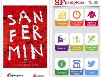 Aplicaciones para seguir San Fermín y no perder detalle