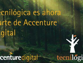 Accenture compra Tecnilógica apostando por el open source en las TIC