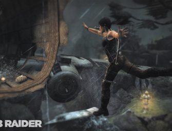 Un viajero curioso descubre el nombre del próximo Tomb Raider