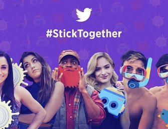 Los stickers de Twitter, listos para todos los usuarios