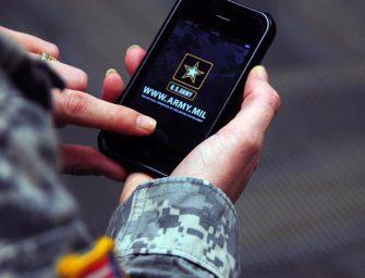 El ejército estadounidense cambia Samsung por el iPhone 6S
