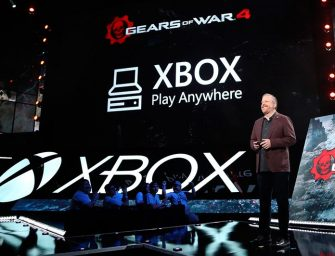 Microsoft pone fecha a Xbox Play Anywhere