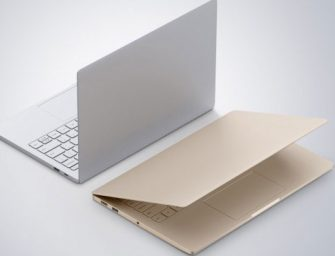 El primer portátil de Xiaomi es un calco del MacBook de Apple