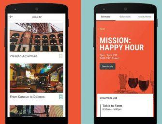Airbnb planea atacar al negocio de las reservas turísticas
