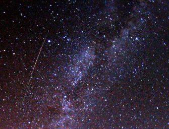 Las mejores aplicaciones para ver la lluvia de estrellas
