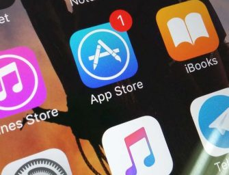 Apple celebra ganancias récord en App Store