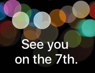 Apple pone fecha oficial a la keynote del iPhone 7