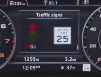 Los nuevos coches de Audi avisarán cuánto falta para el semáforo en verde