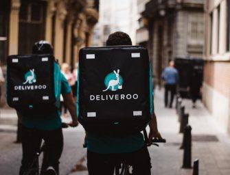 Deliveroo se embolsa 275 millones mientras Uber le come mercado en Europa