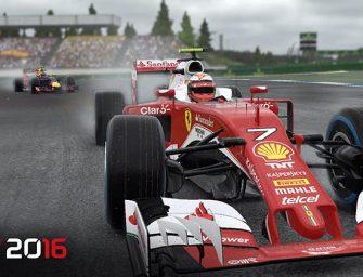 Los pilotos de F1 2016 suben a sus monoplazas