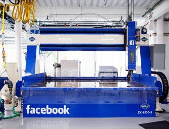 El laboratorio de Facebook que hace temblar a la Industria del hardware