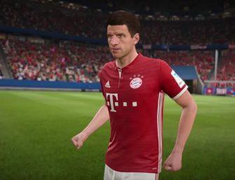 El Bayern Múnich saltará al campo junto a FIFA 17