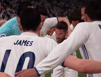 El Real Madrid gana al Barcelona en la primera jornada de LaLiga en Internet