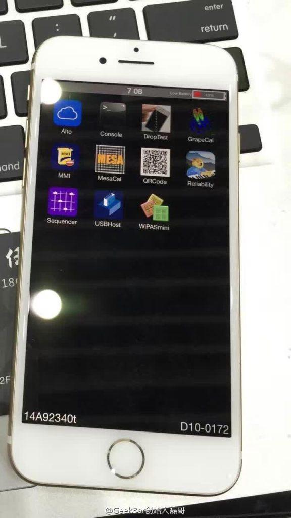 primeras imagenes reales de iphone 7