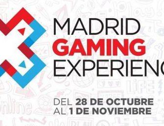 Madrid Gaming Experience saca sus entradas a la venta