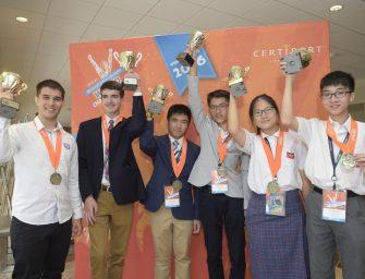 Jóvenes de 50 países luchan por el campeonato mundial de Microsoft Office