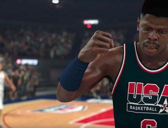 Descubre el tráiler olímpico y la banda sonora de NBA 2K17