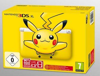 Nintendo atribuye a Pokémon Go la subida de las ventas de su consola portátil