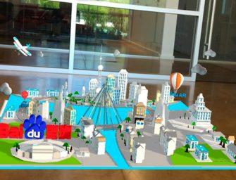 Baidu estrena una plataforma de realidad aumentada para móviles