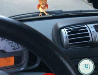 California busca prohibir jugar a Pokémon Go mientras se conduce