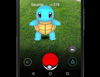 Ya se puede jugar a Pokémon Go en Windows Mobile