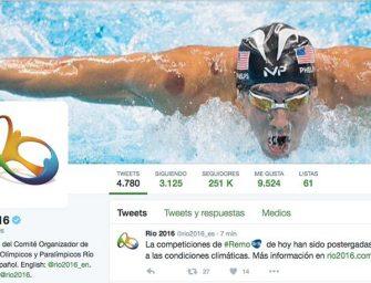 Los atletas de Río 2016 más populares en las redes sociales