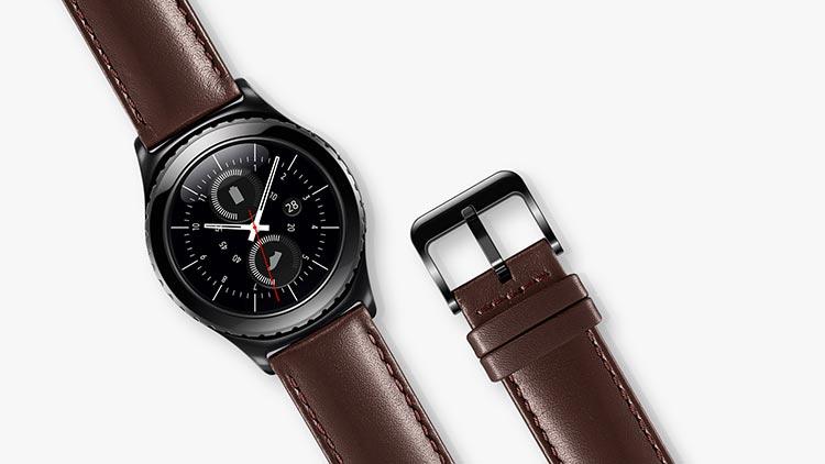 Samsung actualiza el Gear S2 con las novedades del S3