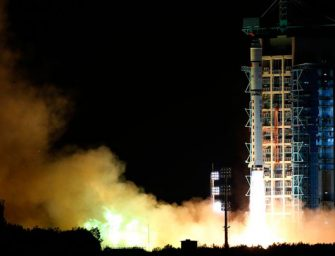 China pone en órbita el primer satélite cuántico de la historia