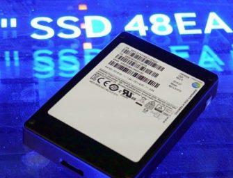 Seagate rompe récords con un SSD de 60 TB