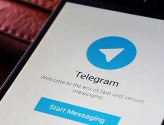 La nueva actualización de Telegram permite ver un grupo antes de unirse a él