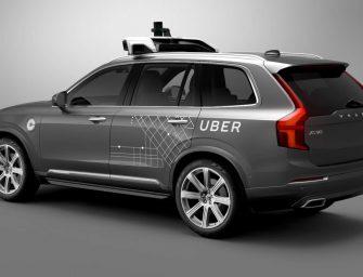 Los coches de Uber sin conductor comenzarán a circular este mes