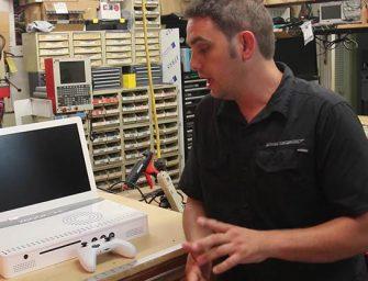 Convierten Xbox One S en una consola portátil