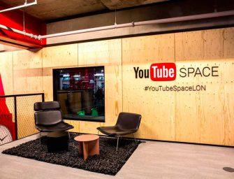 Un nuevo espacio de Youtube une a youtubers y fans en Londres