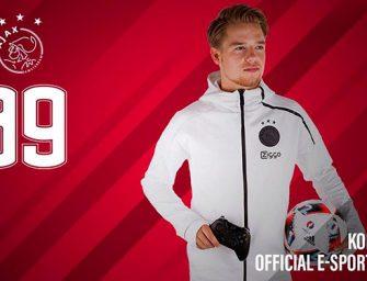La nueva estrella del Ajax es un jugador de FIFA 17
