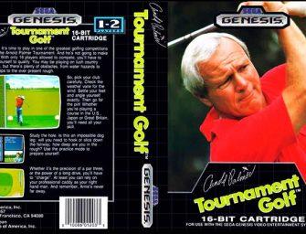 El curioso caso de Arnold Palmer en Sega Mega Drive