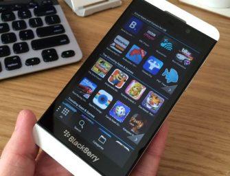 La situación de la división de hardware de Blackberry plantea su cierre