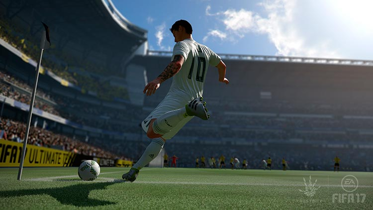 FIFA 17 - James Rodríguez