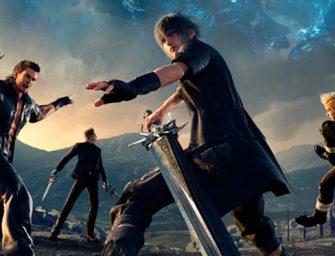 Sony confirma en Europa la edición PlayStation 4 de Final Fantasy XV