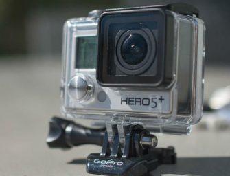 GoPro renueva su serie estrella con Hero 5 Black y Hero 5 Session