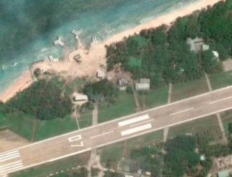 Taiwán pide a Google Maps que oculte unas instalaciones militares