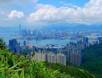 Hong Kong decidido a ser el líder del fintech en Asia
