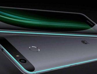 Huawei reactiva la gama media de telefonía móvil con el Nova y Nova Plus