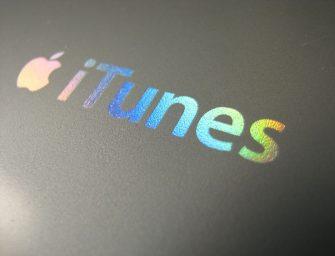 Lo último de iTunes: escuchar la prensa escrita