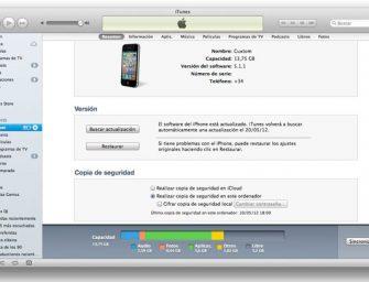 Nueva vulnerabilidad descubierta en las copias de seguridad de iTunes