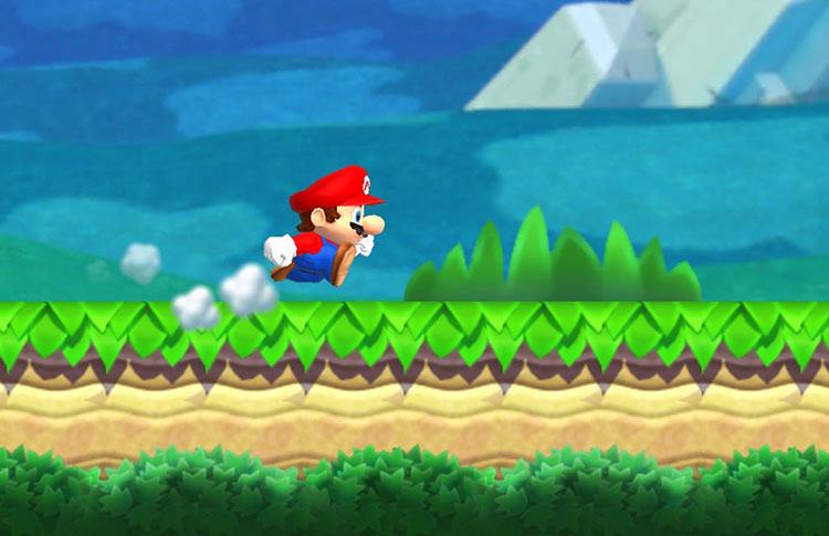 Super Mario Run para iPhone