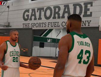 El otro Michael Jordan hace carrera en NBA 2K17
