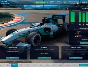 Puesta a punto de Motorsport Manager para su salida en PC